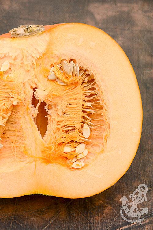 recipes using pumpkin flesh