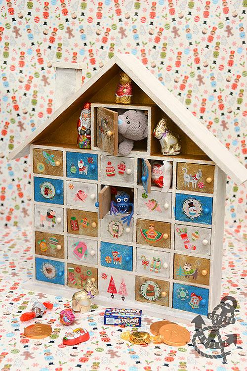 DIY advent calendars for kids