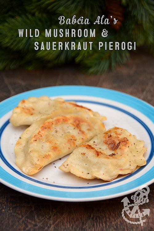 traditional Polish pierogi (not pierogies or pierogis) recipe