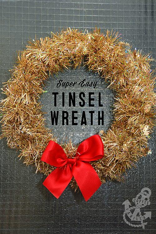 diy wreath festive crafts for kids