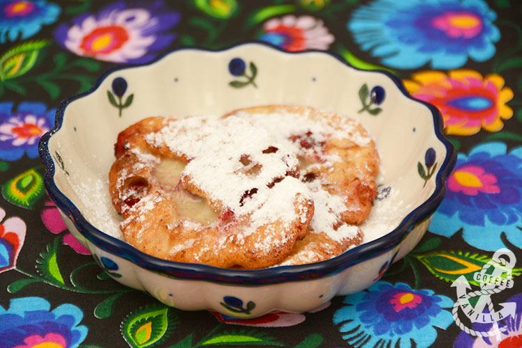 Polish yeast pancakes recipe
