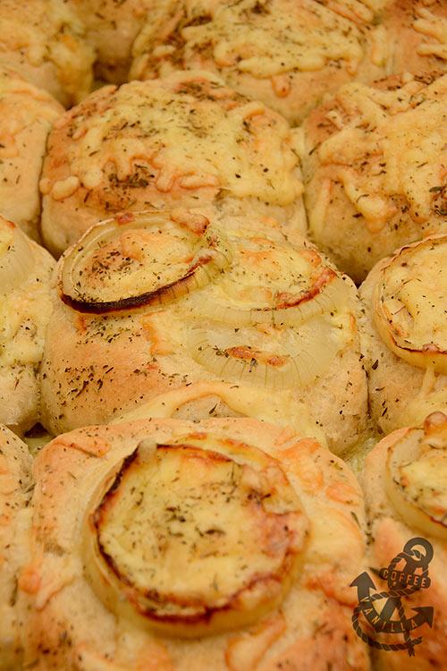 best onion rolls recipe