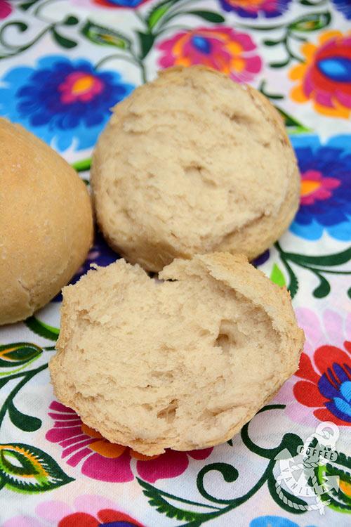 easy homemade yeast bread rolls recipe