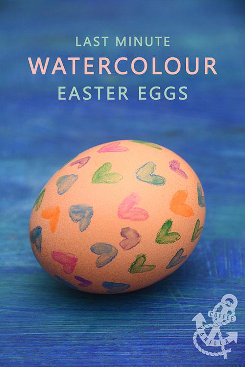 easy Easter eggs ideas