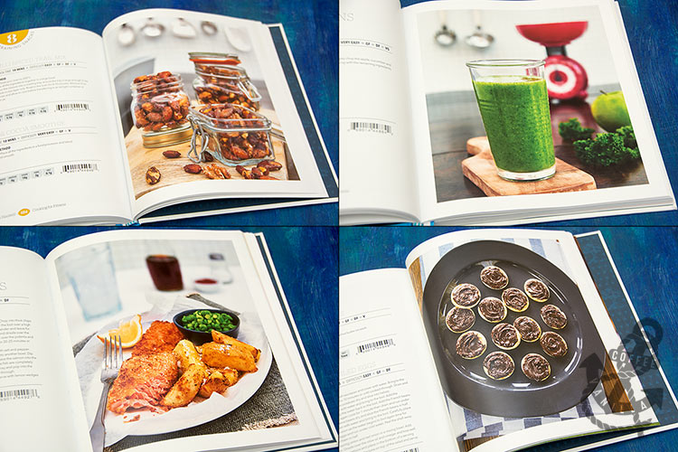 Cooking for Fitness by James Haskell and Omar Meziane