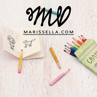 MarissElla - handmade bits and bobs